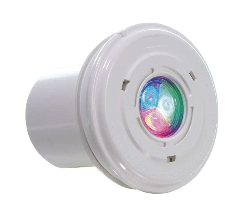 VAGNERPOOL Podvodní světlomet VA LED 15W s hrncem a přírubou, pro fólii