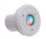 Podvodné svetlo VA LED 15W s krabicou a prírubou, pre fóliu