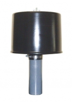 Tartozékok – kiegészítő szívó filter a levegőztetőkhöz, 2 ´´ csatlakozás