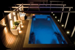 Keramický bazén Compass pool