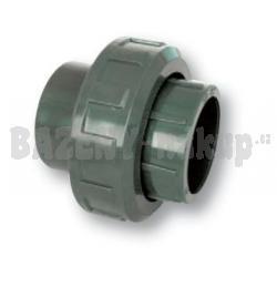 FIP PVC tvarovka - šroubení 63 mm
