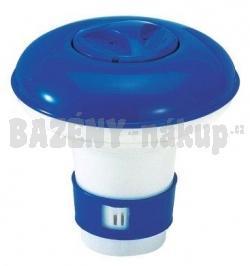 Plovoucí dávkovač s regulací množství chemikálie - malý