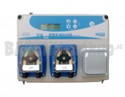 Dávkovací stanice VA Premium pH/ORP/ČAS