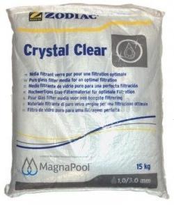 Szűrő üveg Crystal Clear 0,5-1,5 mm