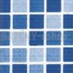 DLW NGD mozaika aqua 1,5mm, role 25m x 1,65m