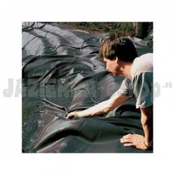 PVC jazierková fólia  1,0 mm PVC čierna