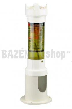 Vagnerpool Dávkovač Rainbow 300-C, hadičkový, priehladný