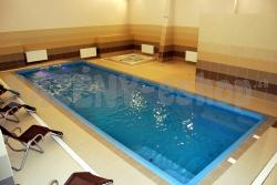 Bazén X-TRAINER 110 - interiérový
