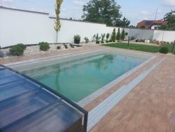 bazén TREND s prestrešením