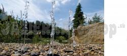 Oase Water Trio – statická svetelno - vodná atrakcia