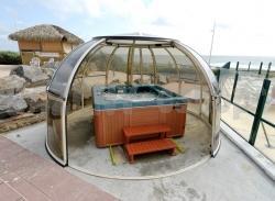 vírivkové prestrešenie Spa Dome Orlando Small