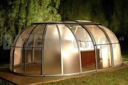 vírivkové prestrešenie Spa Grand Sunhouse